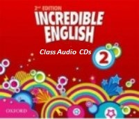 Incredible English 2nd Ed Level 2 Class Audio CDs
