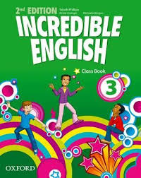 Incredible English 2nd Ed Level 3 Class Book