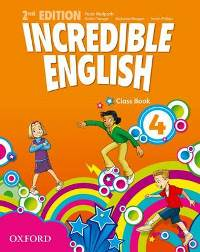 Incredible English 2nd Ed Level 4 Class Book