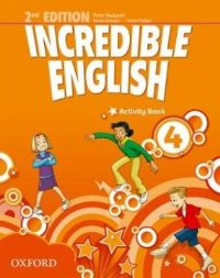 Incredible English 2nd Ed Level 4 Activity Book