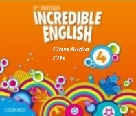 Incredible English 2nd Ed Level 4 Class Audio CDs
