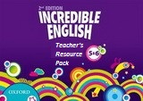 Incredible English 2nd Ed Level 5&6 Teacher's Resource Pack
