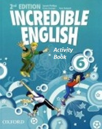 Incredible English 2nd Ed Level 6 Activity Book