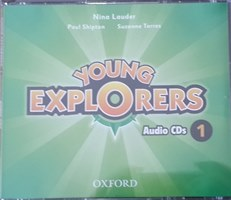 Young Explorers Level 1 Class Audio CDs