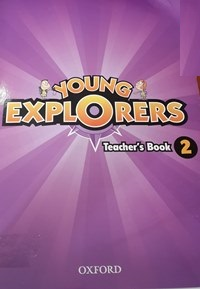 Young Explorers Level 2 Teacher's Book