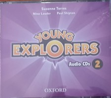 Young Explorers Level 2 Class Audio CDs