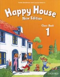 Happy House 1 New Class Book
