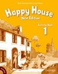 Happy House 1 New Activity Book+CD-ROM