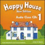 Happy House 1 New Class Audio CDs