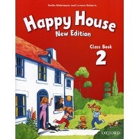 Happy House 2 New Class Book