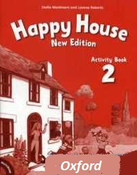 Happy House 2 New Activity Book+CD-ROM