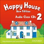 Happy House 2 New Class Audio CDs