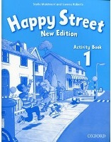 Happy Street 1 New Activity Book