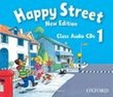Happy Street 1 New Class Audio CDs