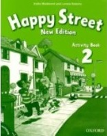 Happy Street 2 New Activity Book