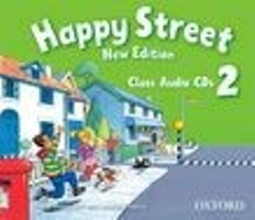 Happy Street 2 New Class Audio CDs