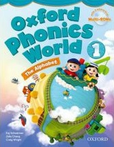 Oxford Phonics World 1 Student's Book with Multi-ROM