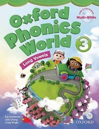 Oxford Phonics World 3 Student's  Book with Multi-ROM