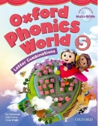 Oxford Phonics World 5 Student's  Book with Multi-ROM