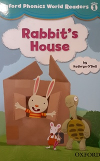 Oxford Phonics World 1 RABBITT's HOUSE