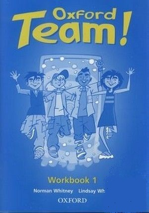 Oxford Team 1 Workbook