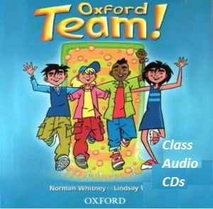 Oxford Team 1 Class Audio CDs
