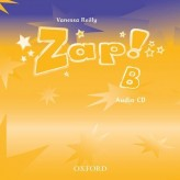 ZAP B Audio CD