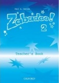 Zabadoo! 2 Teacher's Book