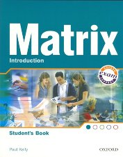 New Matrix Introduction Student's Book
