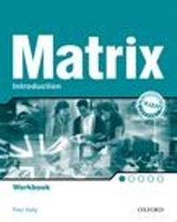 New Matrix Introduction Workbook