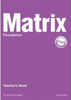 New Matrix Foundation Teacher's Book