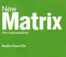 New Matrix Pre-intermediate Audio Class CDs