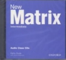 New Matrix Intermediate Audio Class CDs