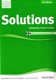 Solutions Elementary Teacher's Book