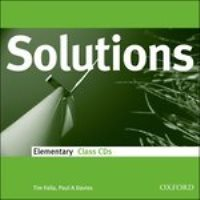 Solutions Elementary Audio CDs