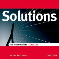 Solutions Pre-intermediate Audio CDs