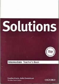 Solutions Intermediate Teacher's Book