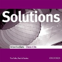 Solutions Intermediate Audio CDs