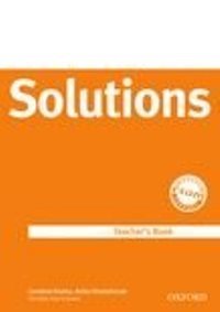 Solutions Upper-Intermediate Teacher's Book