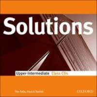 Solutions Upper-Intermediate Audio CDs