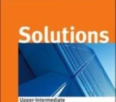 Solutions Upper-Intermediate Test Bank