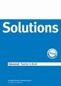 Solutions Advanced Teacher's Book