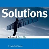 Solutions Advanced Audio CDs