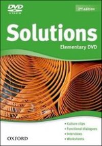 Solutions 2ED Elementary DVD
