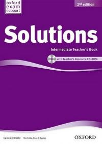 Solutions 2ED Intermediate Teacher's Book
