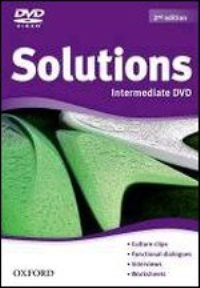 Solutions 2ED Intermediate DVD