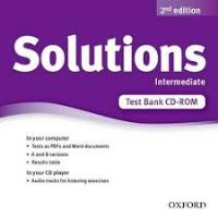 Solutions 2ED Intermediate Test Bank CD-ROM