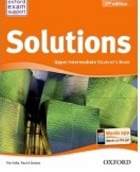 Solutions 2ED Upper-intermediate Student's Book