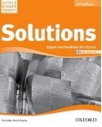Solutions 2ED Upper-intermediate Workbook and Audio CD Pack