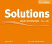Solutions 2ED Upper-intermediate Class Audio CDs